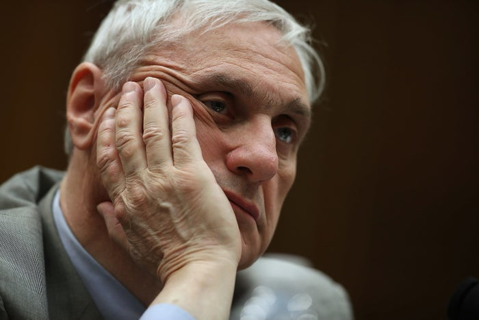 Former 9th Circuit Appeals Court judge Alex Kozinski, who resigned amid allegations of sexual harassment.