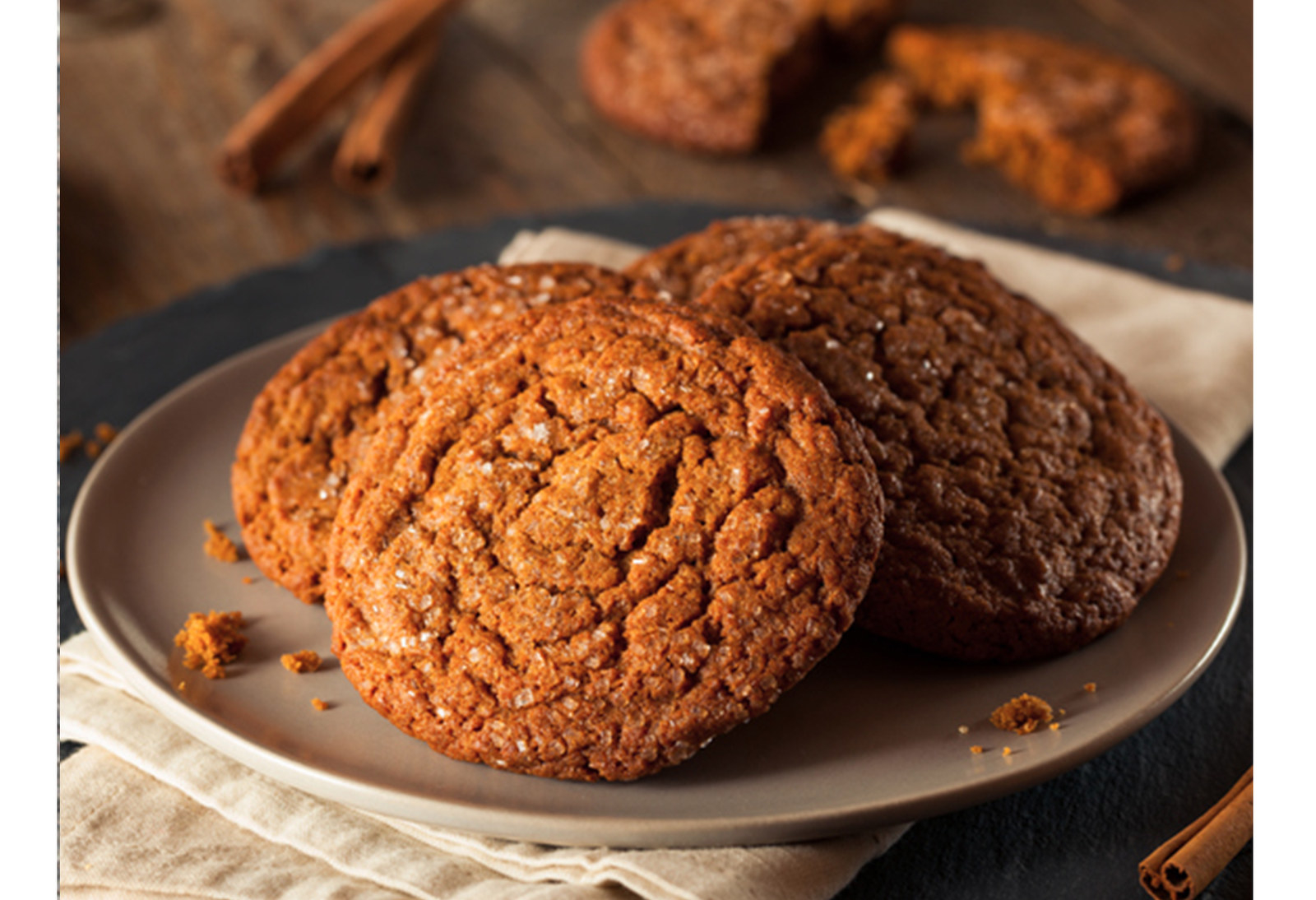 """Not really a recipe but Ginger Nuts biscuits from the UK are vegan and sooooo good!"" — hiya1741If you can't grab a hold of these delicious goodies, you can make similar ones really quickly. Just follow the recipe here."
