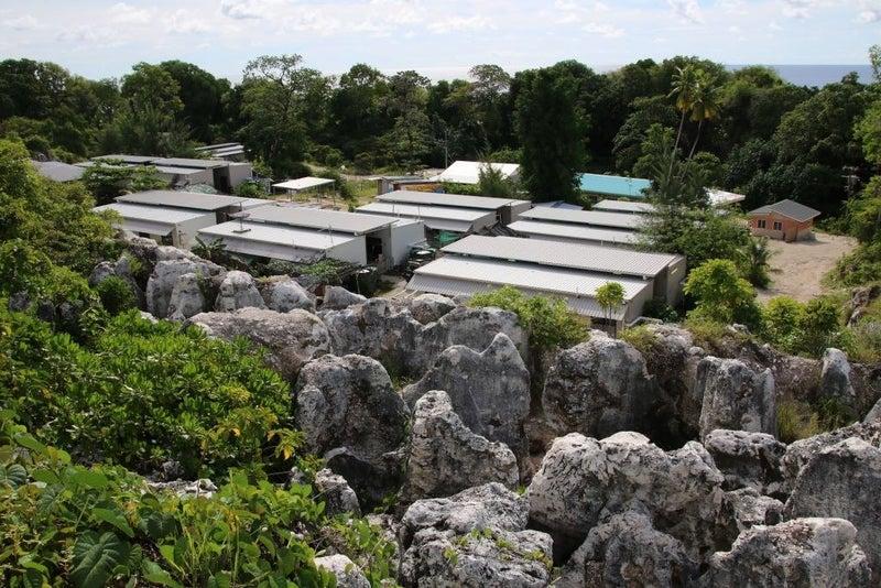 Camp Four on Nauru