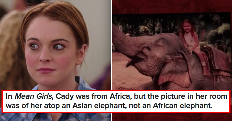 17 Huge Movie Mistakes Someone Should Have Caught Before Releasing The Films