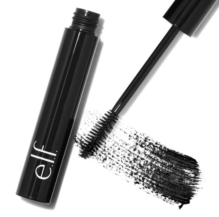 """e.l.f's waterproof mascara cost me $3 at Target and it held up perfectly all night despite pouring rain and me laughing so hard I started sobbing. There were a LOT of tears, but no black smudges anywhere!!! Honestly amazed. Do yourself a favor and get some!!!"" —drosebGet it from Ulta or e.l.f. Cosmetics for $3."