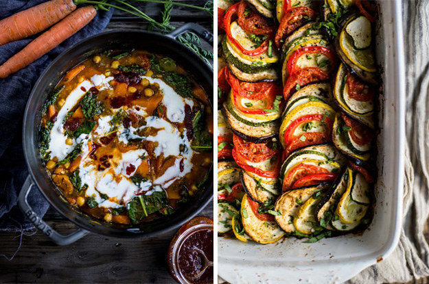 16 Cozy Recipes That Don't Have Any Meat