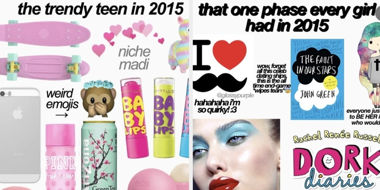 24bc24fdb5c0e Teens Are Nostalgic For 2015 And They re Making Instagram Memes About It