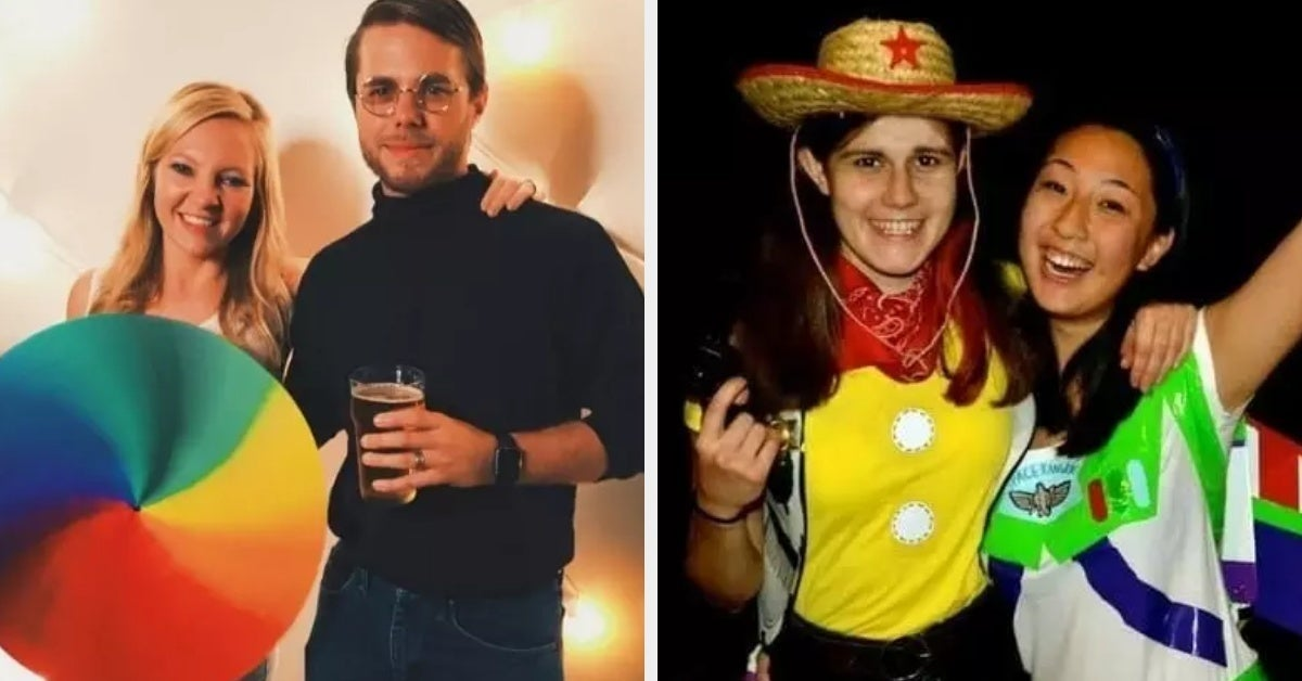 show us your best couple halloween costumes