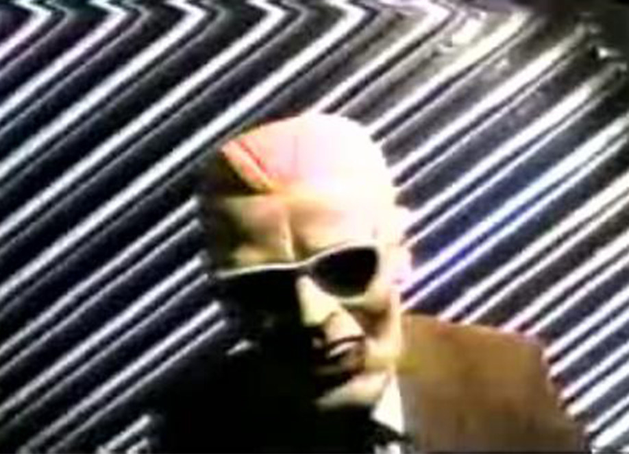 On 22 November 1987, during a late night showing of a Doctor Who episode, a Chicago television station had its broadcast hijacked. What viewers were treated to was a bizarre, and mostly nonsensical, video from the hijackers that featured an unidentified man in a Max Headroom mask. Here's a video of the incident in its entirety.