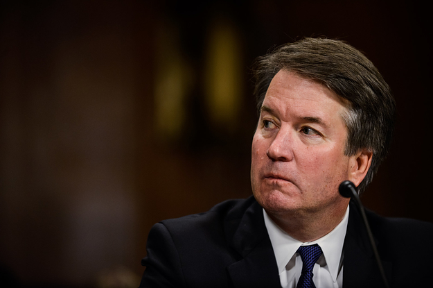 The Kavanaugh Situation Has Opened Up A Portal Into Everyone's Memory