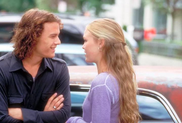 The protagonist, Kat, is not your typical rom-com girl and that's so refreshing! Plus, Heath Ledger!— stashabell
