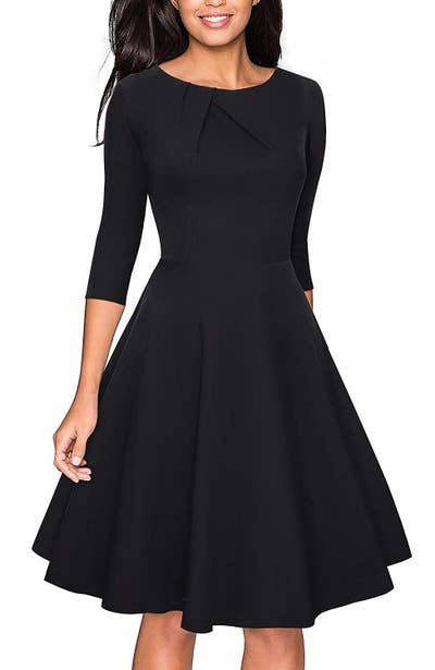 4b7171f928 An amazingly versatile and affordable little black dress you ll wear so  often