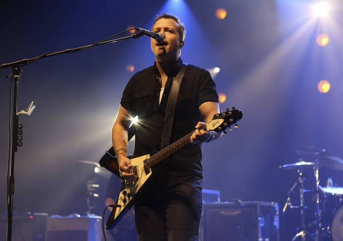 Jason Isbell performing in Atlanta in February.