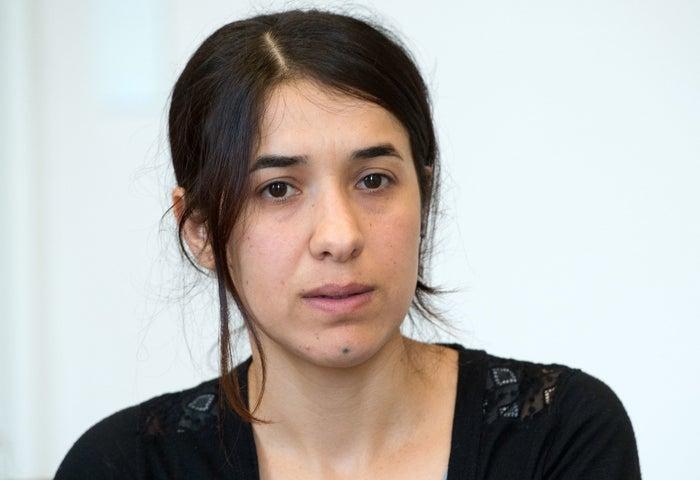 ISの性暴力を告発 ノーベル平和...