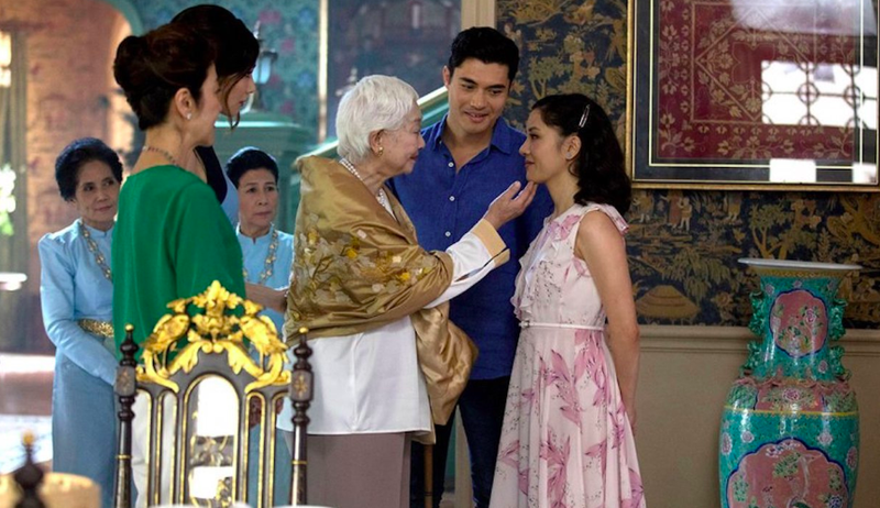 I am very vocal about how much I dislike rom-coms. If anything, they leave me depressed because they are often heteronormative, stereotypical, and kinda sexist. However, I LOVED Crazy Rich Asians. The locations are gorgeous and the costume design is simply stunning. It should be a crime for a cast this big to be this talented and really ridiculously good looking! I only cried, like, three times. As for the wedding scene, was it extra? Yes. But was it also regal and moving? Hell yes. Also, Representation Matters.— Andrew Martin, Facebook