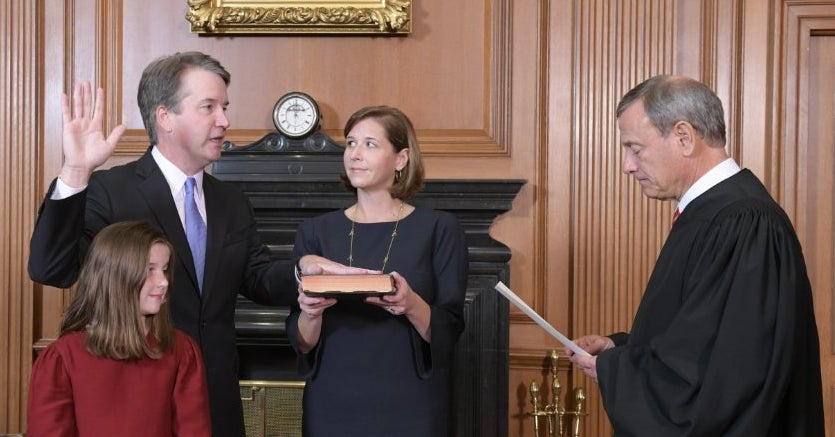 Brett Kavanaugh Is The Next Justice On The US Supreme Court
