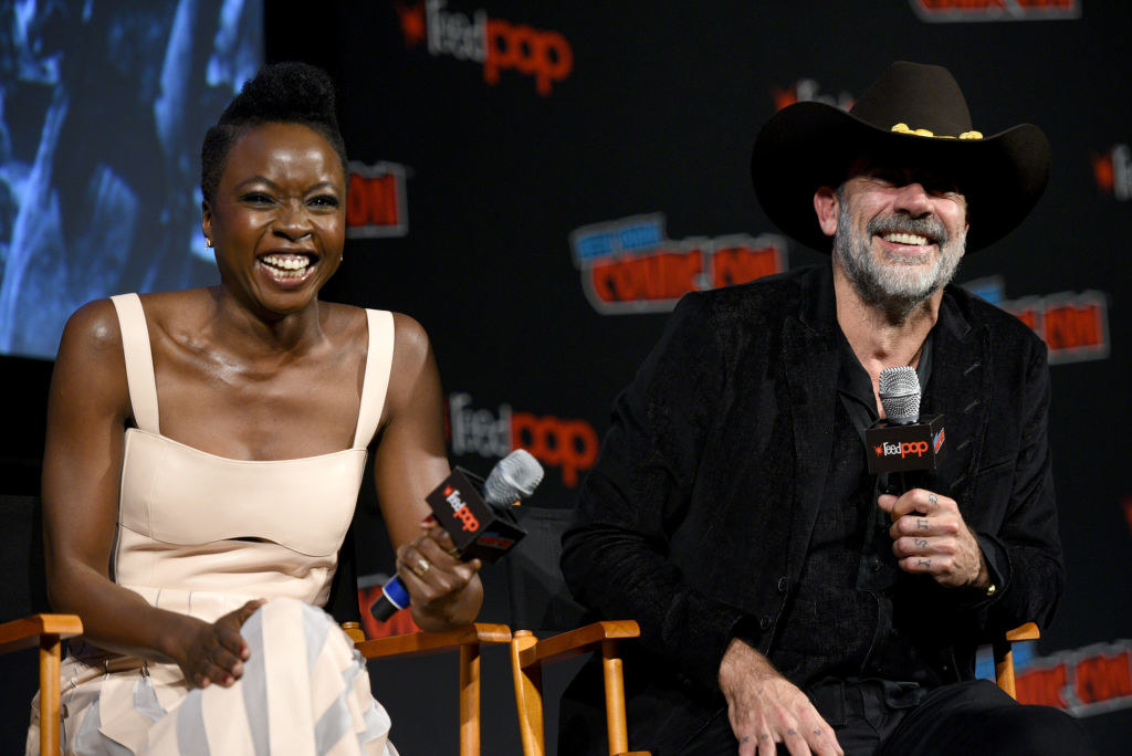 "Jeffrey Dean Morgan said that watching Danai Gurira, Norman Reedus, and Melissa McBride be leaders on set and fill Andrew Lincoln's shoes has been extraordinary to watch. He said, ""Seeing them do their thing this year, I think the last few seasons have been oppressive and this is a new beginning."""