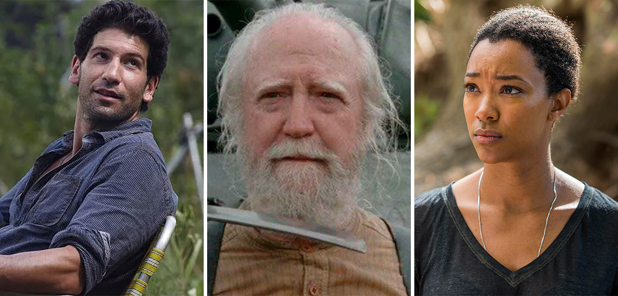 Sadly, Scott Wilson passed away yesterday shortly after the news was announced.