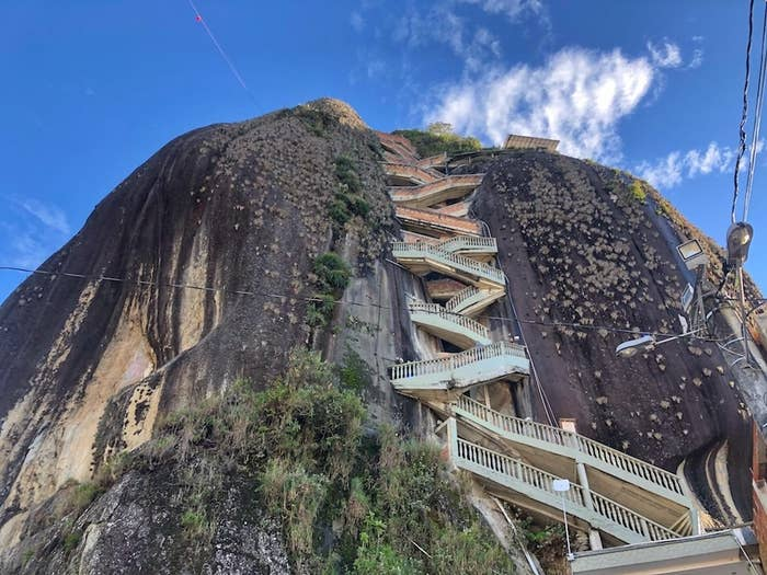 The entrance fee costs $18,000 Colombian Pesos, or $6 USD — but you can likely book a tour from Medellín and entry will be included. I highly recommend VAN por Colombia by Rafa! It was an amazing experience, and it came with bomb breakfast and lunch, too.
