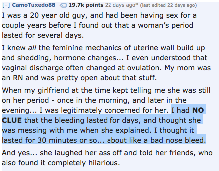 """17 Of The Absolute Worst Sex Ed """"Facts"""" People Ever Received"""