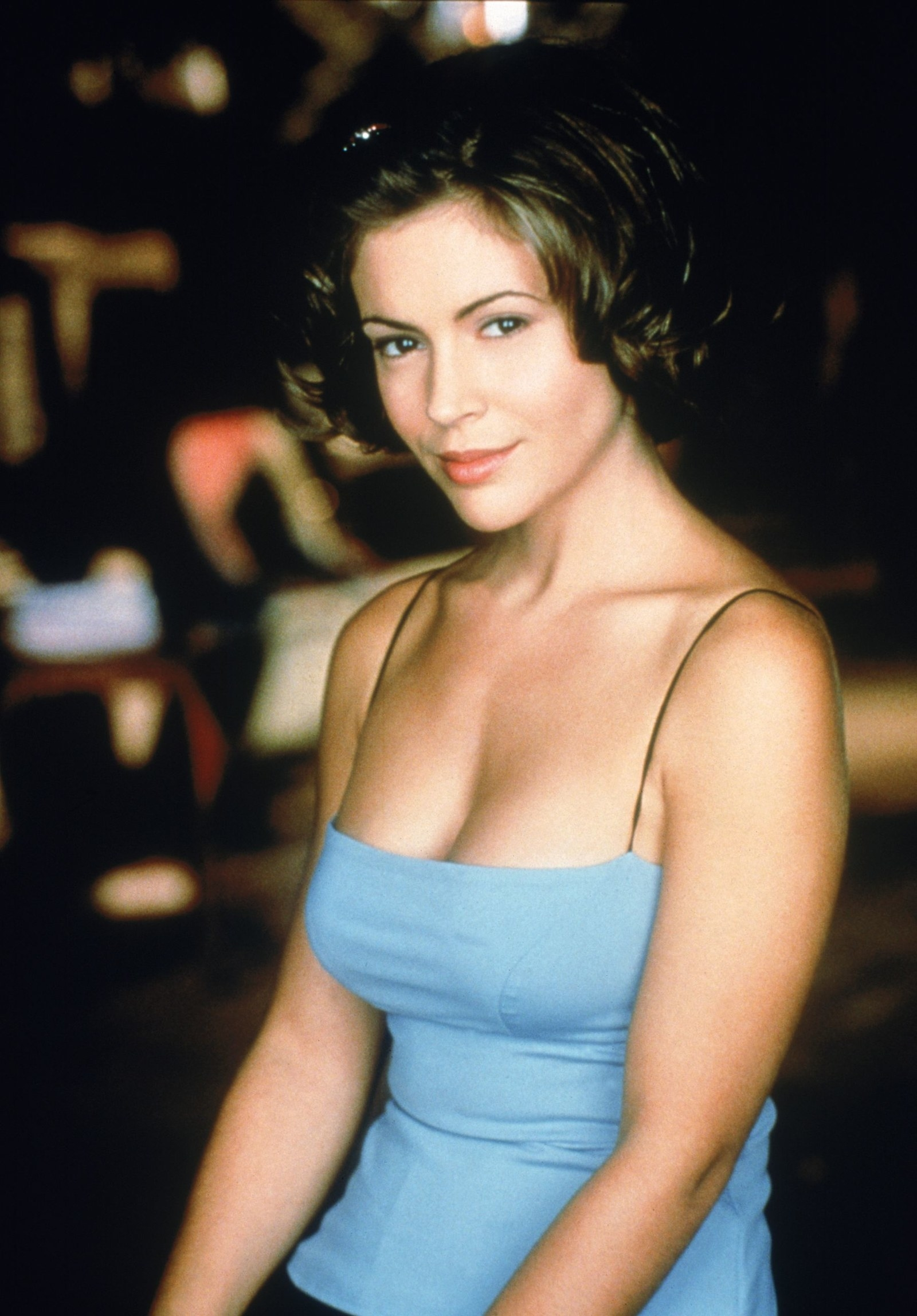 Alyssa Milano as Phoebe Halliwell - What they're up to now:  She recently starred as Coralee Armstrong in Netflix's  Insatiable .