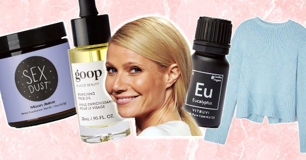 Go On A Goop Shopping Spree And If You Pay Under $1,000, You Win