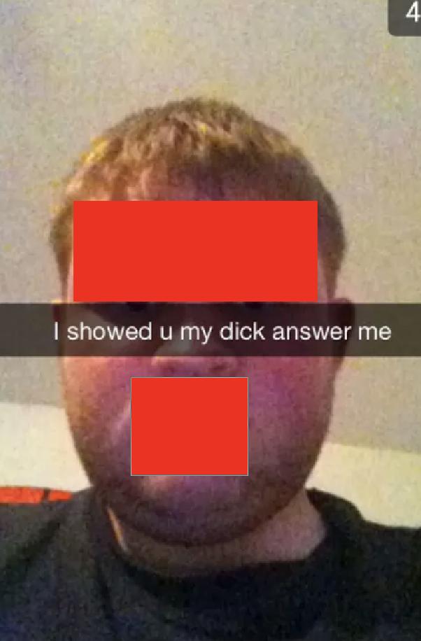 grande Dick me