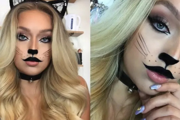 171 Easy Halloween Makeup Ideas For Every Beauty Lover