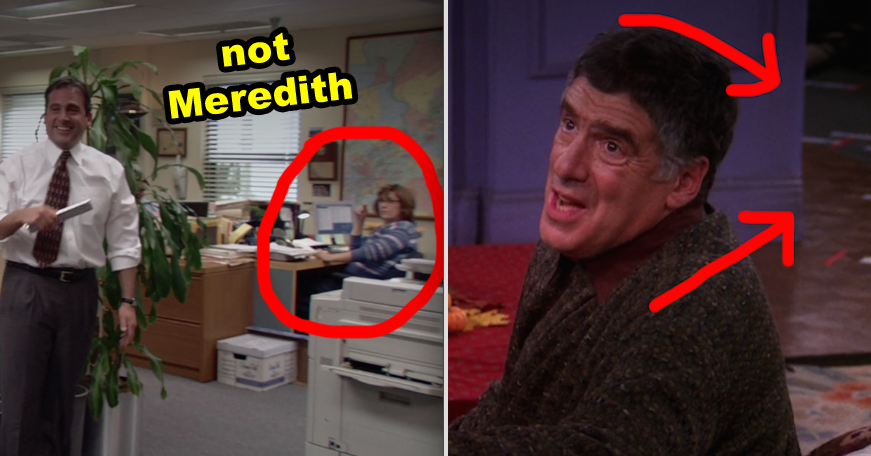 33 Things You Never Noticed In