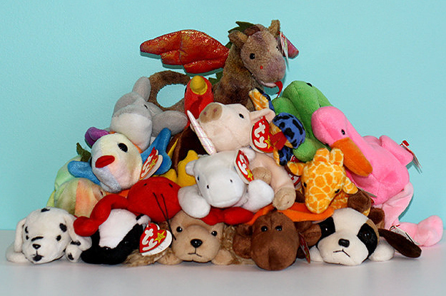 0e969441061 Which Beanie Baby Do You Have The Same Birthday As