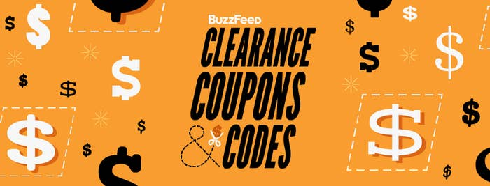 0cca1d19347 Want even more deals? Join BuzzFeed's Clearance, Coupons, & Codes Facebook  group to discuss the best deals across the web, share online shopping tips,  ...