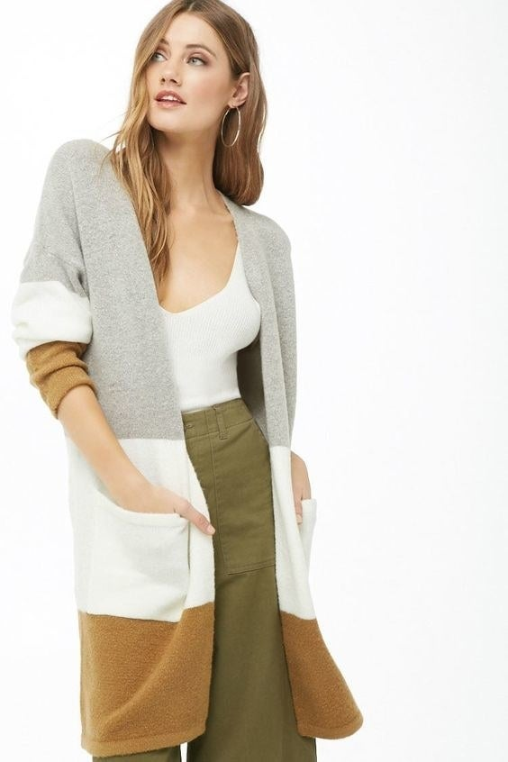 Get it from Forever 21 for $29.90 (available in sizes S-L).