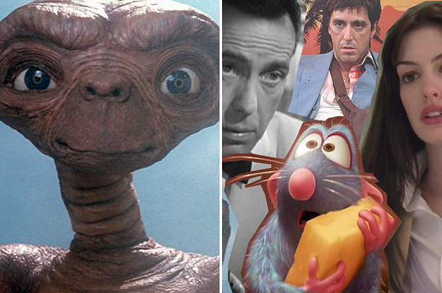 Only A Movie Expert Can Name These Movies From The First Line