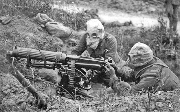 第一次世界大戦の終結から100年。写真でよみがえる、地獄のような戦場