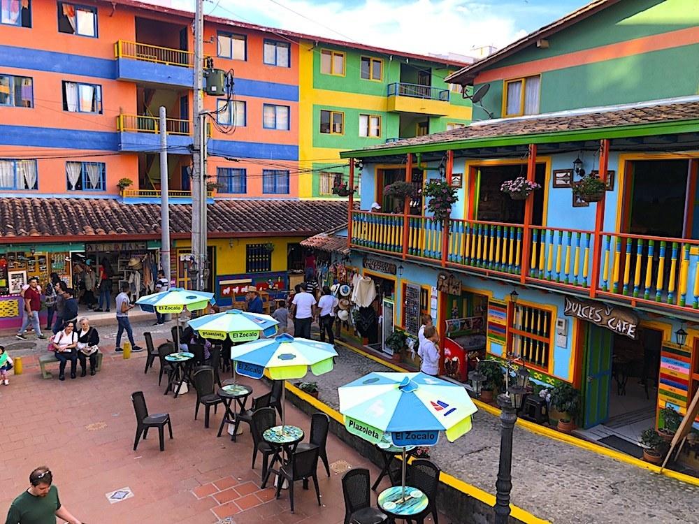 Location: Guatapé