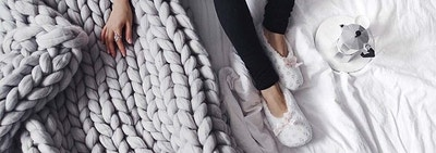 If You Buy All Of 30 Of These Blankets, You May Actually Get Warm