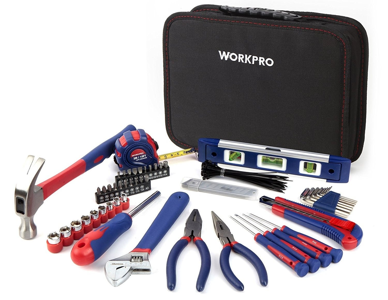 The Workpro tool set