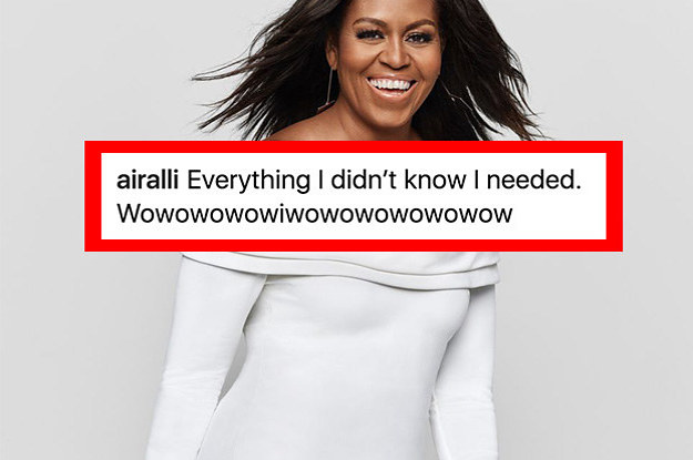 Here's This Epic Michelle Obama Cover That Twitter Can't Stop Talking About