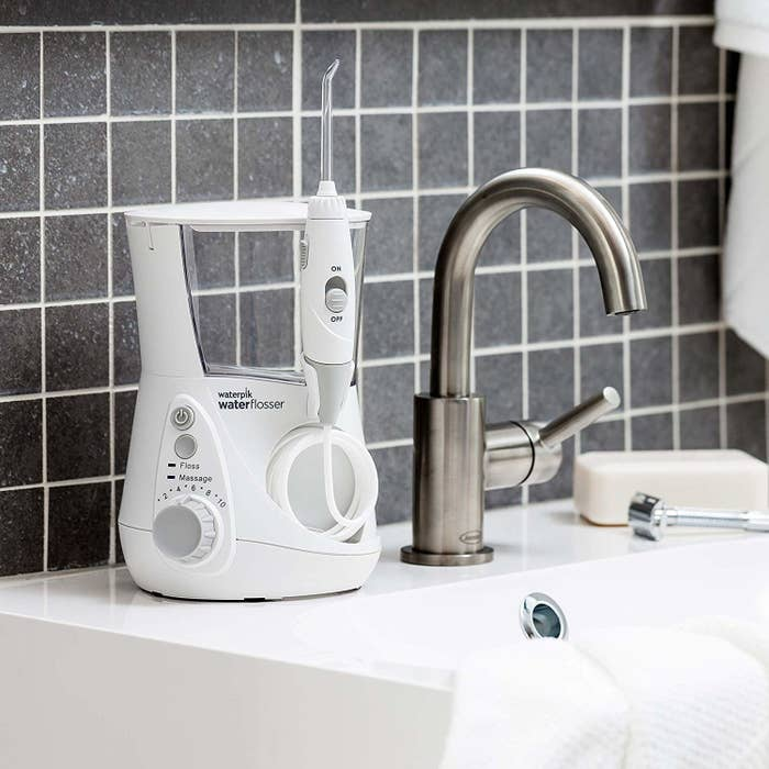 Waterpik flosser