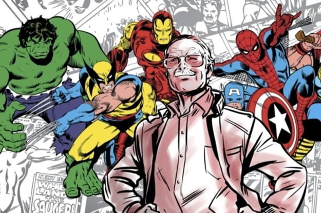 Did Stan Lee Co-Create These Characters, Or Nah?