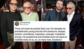 Marvel Actors Are Reacting To Stan Lee's Death, And It Will Break Your Heart