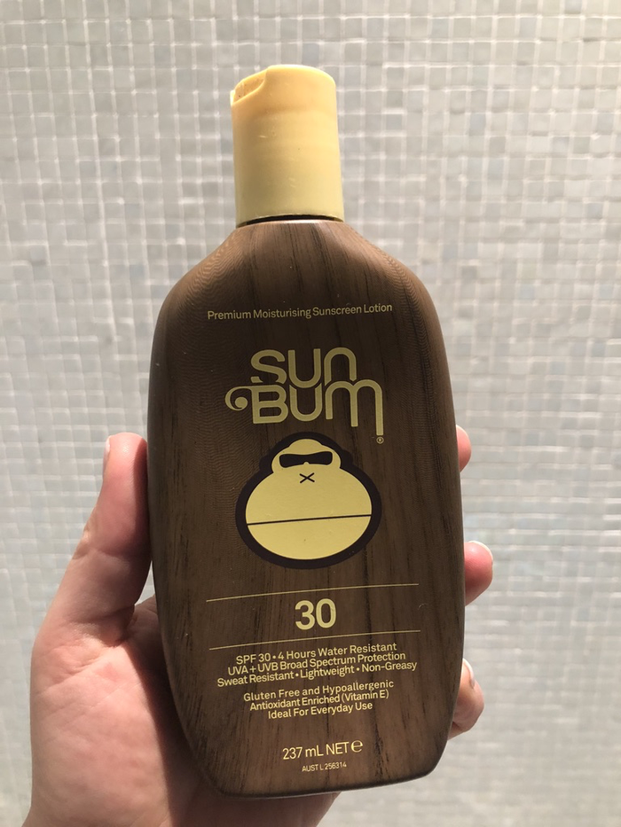 """I have spent the majority of my life at the beach and in the sun - so you could say I have tried my fair share of sunscreens. I have really sensitive skin and I struggle to find a sunscreen I actually like. I stumbled across Sun Bum a couple of years ago and am obsessed with it. It has the most amazing smell and it isn't greasy - it's my staple every summer!"" – Zeta MorganGet it at Priceline and Target."