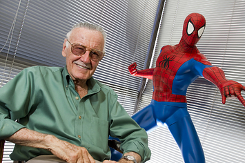 Marvel Comics Giant Stan Lee Has Died At 95