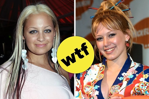 29 Trends We Loved In The '00s That Look Terrible Now