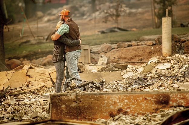 Live Updates: At Least 42 People Have Died In The Worst Wildfire In California History