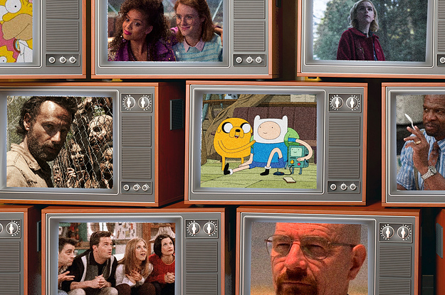 Can You Name The TV Show From Just Three Random Episodes?