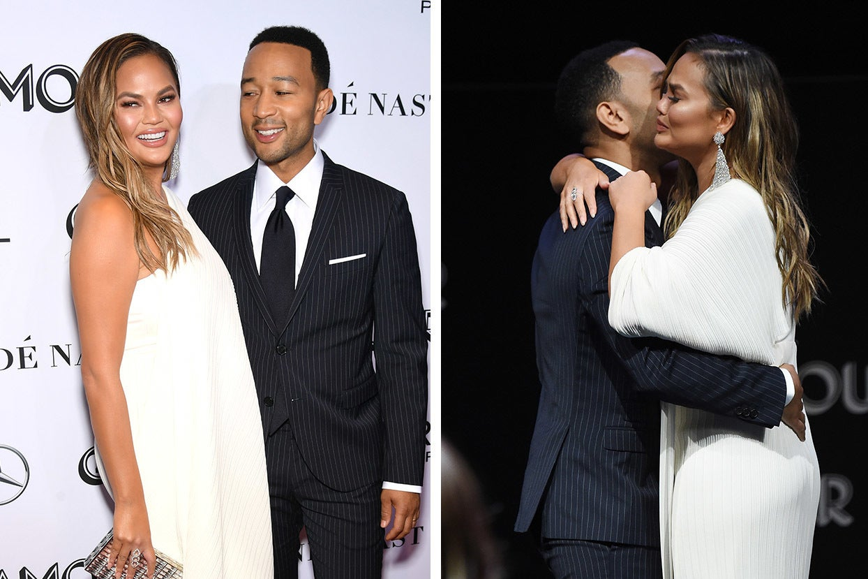 John Legend's Speech About Chrissy Teigen Is So Hilariously Cute, You Won't Know Whether To Laugh Or Cry