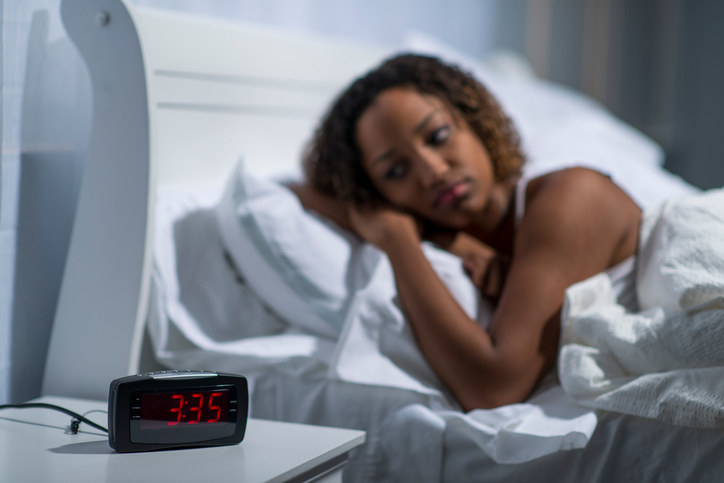 This Is Why You're Always Waking Up In The Middle Of The Night, According To Doctors