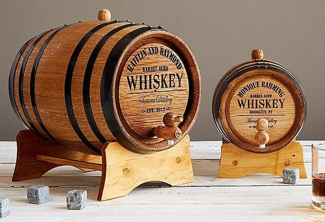 The two size barrels