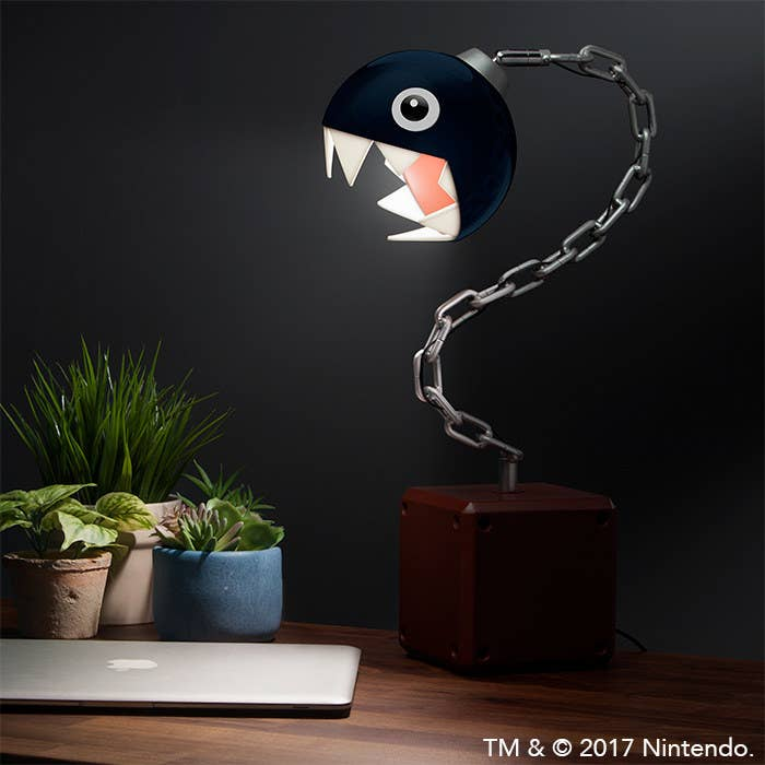 Get it from ThinkGeek for $69.99.