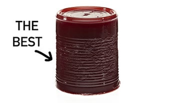 Jellied Cranberry Sauce Is The Best Part Of Thanksgiving