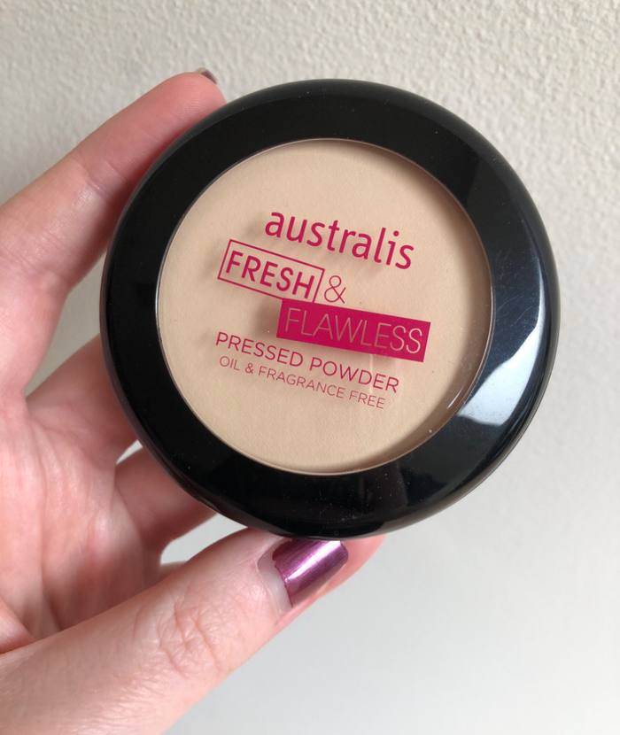 """I bought this after I ran out of MAC Studio Fix Powder and haven't looked back since. This product is great on its own or to set a foundation. Also it's cruelty free! Honestly can't go past it."" — Chelsea HetheringtonGet it at Priceline."