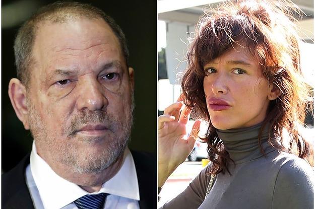 Actor Paz De La Huerta Alleges In A New Lawsuit That Harvey