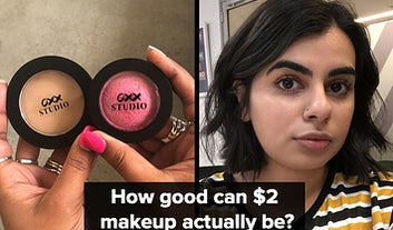 Kmart Makeup Is A Thing And We Tested It Out To See If It's Worth Your Money